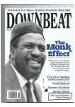 Downbeat June 2011 - Cover